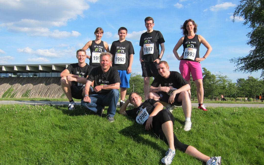 Team Interlake joins Corporate Run Potsdam