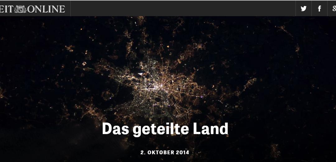 25 Jahre nach dem Mauerfall: Interlake und anderes in Ost und West