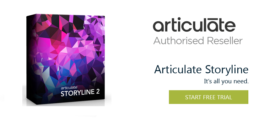 Articulate Storyline Trial