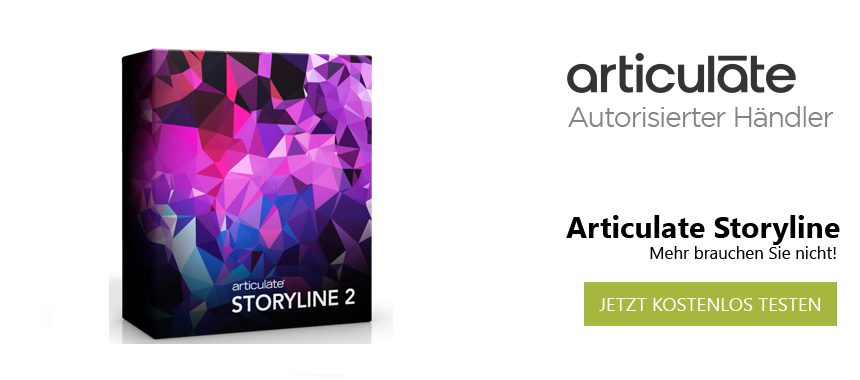 Articulate Storyline Trial groß