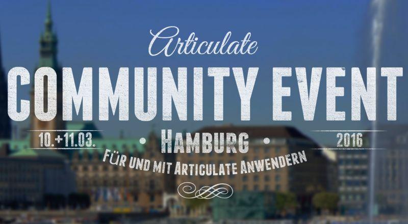 Interlake@ Articulate Community Event Hamburg