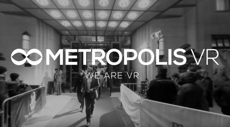 Metropolis VR Event