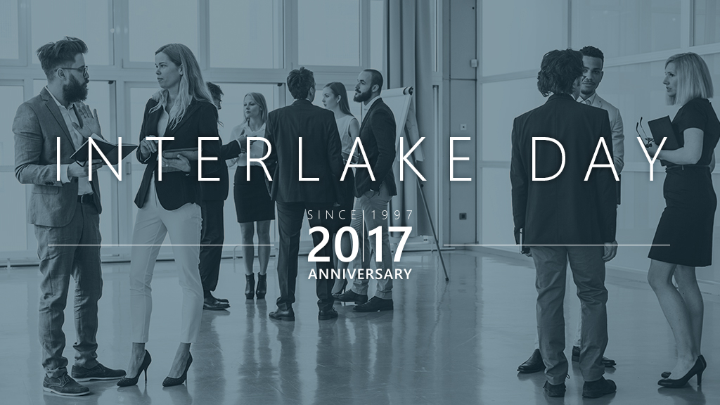 Interlake Day – 20 years of experience in cloud based information transfer