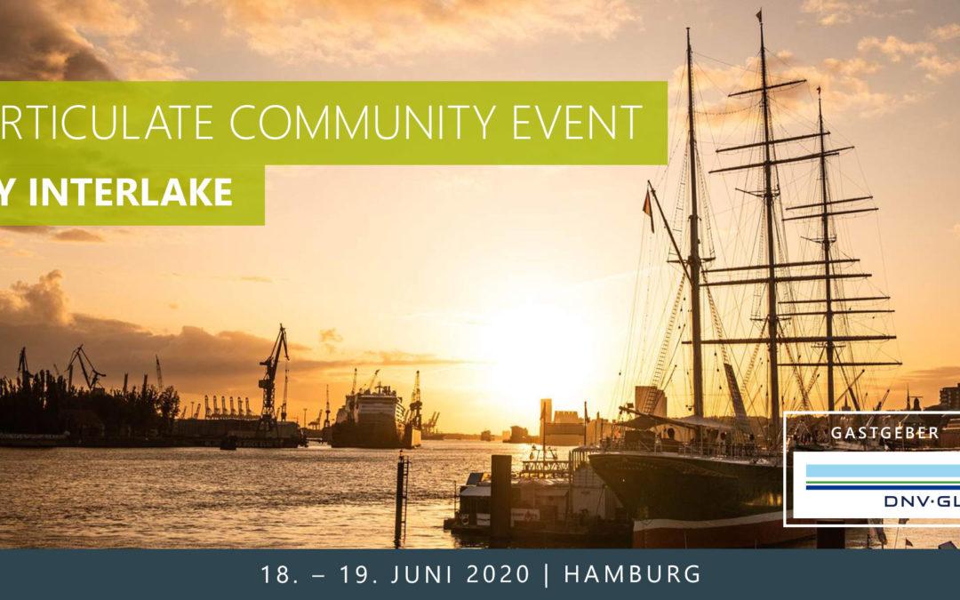 Articulate Community Event 2020 in Hamburg