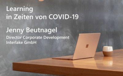 Digitales Lernen zu COVID-19-Zeiten und wie wir Wissen teilen können
