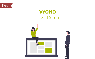 Our free VYOND Live Demo