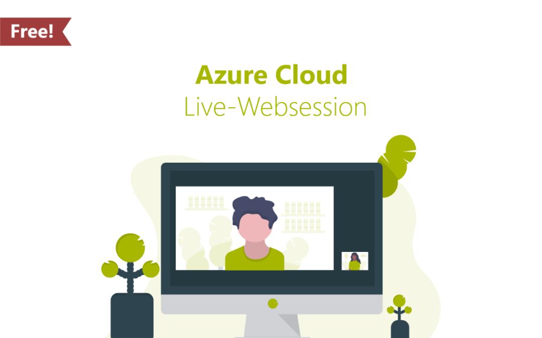 Azure Cloud Live Web Session
