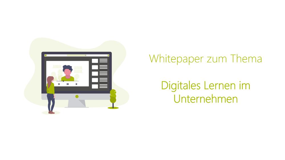 """Whitepaper """"Kickstart für gutes digitales Lernen"""""""