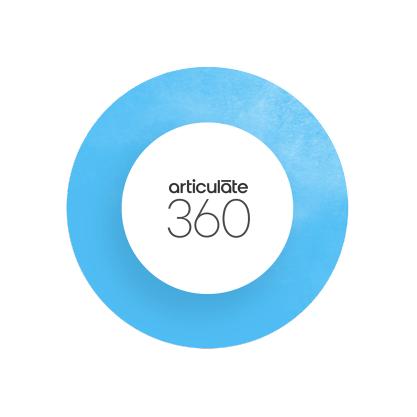 Articulate 360 Teams Abonnement Interlake