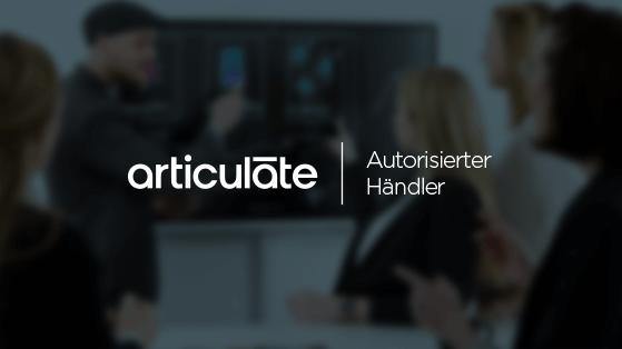 Interlake ist autorisierter Articulate Trainingsanbieter.