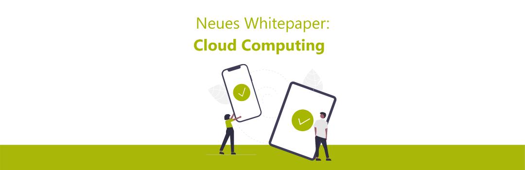 Whitepaper Cloud Computing mit Hilfe externer Dienstleister