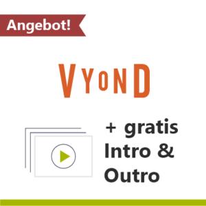 VYOND Professional und Gratis Intro & Outro- Interlake