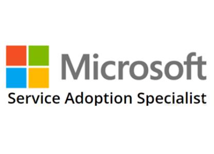 Partnerlogo MS Service Adoption Specialist