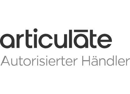 Articulate Partner Logo