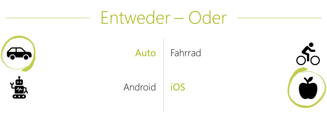 Lena Either Or Car and iOS